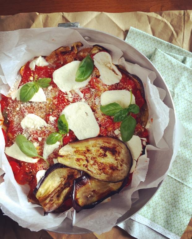 parmigiana prep